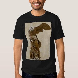 Victoria coa alas de Samothrace Polera