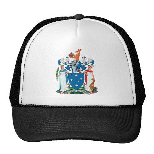 Victoria Coat of Arms Hat