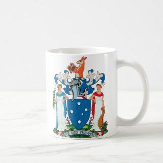 Victoria Coat of Arms Mug