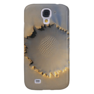 Victoria Crater on Mars Samsung S4 Case