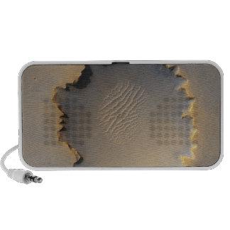 Victoria Crater on Mars Mini Speakers