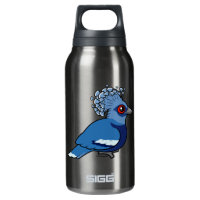 Victoria Crowned Pigeon SIGG Thermo Bottle (0.5L)