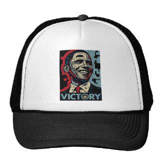 Victoria de Obama Gorros Bordados