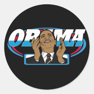Victoria de Obama Etiquetas
