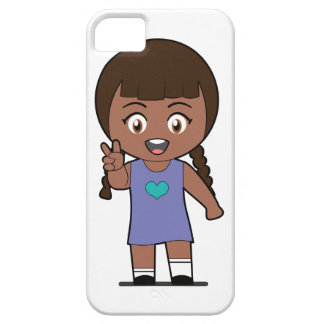 Victoria de Piccola Simo (afro) iPhone 5 Fundas