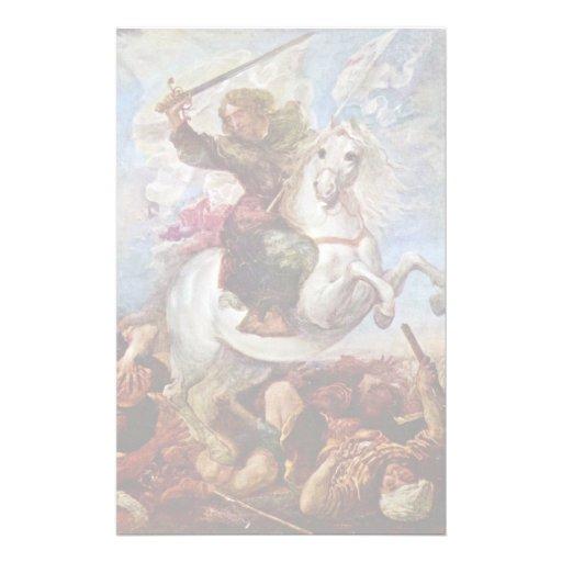 Victoria de San Jaime que el apóstol en amarra, Papeleria