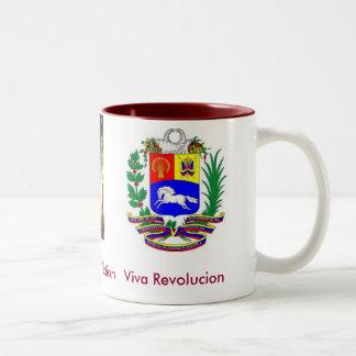 Victoria de Venezuela - modificada para requisitos Taza Dos Tonos
