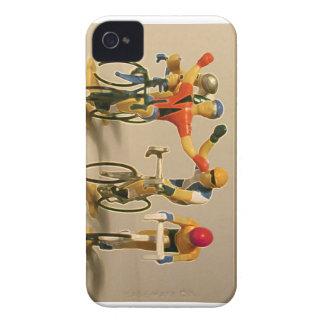 Victoria del viaje del juguete Case-Mate iPhone 4 fundas