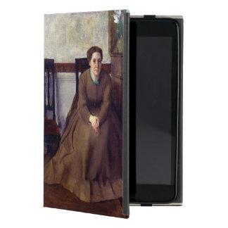 Victoria Dubourg by Edgar Degas Cover For iPad Mini