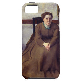 Victoria Dubourg by Edgar Degas iPhone SE/5/5s Case