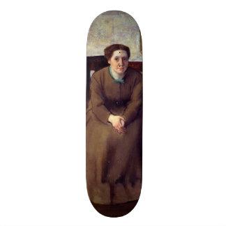Victoria Dubourg by Edgar Degas Skateboard