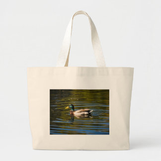 Victoria Duck 2 Large Tote Bag