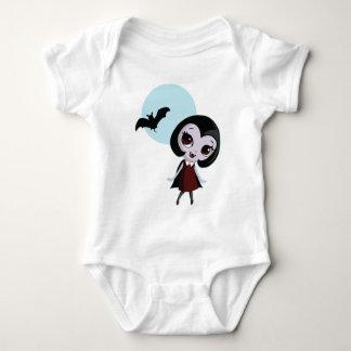 Victoria el vampiro body para bebé