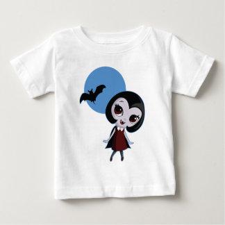 Victoria el vampiro playera de bebé