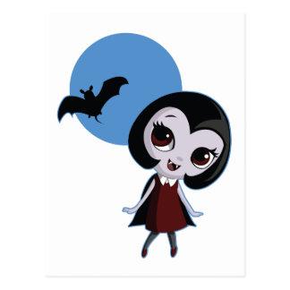 Victoria el vampiro postal