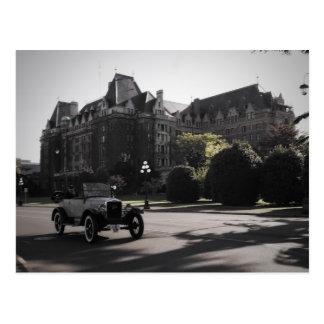Victoria Empress Hotel 1 Postcard