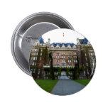 Victoria Empress Hotel 2 Pinback Button
