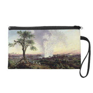 Victoria Falls at Sunrise, with 'The Smoke', or 'S Wristlet