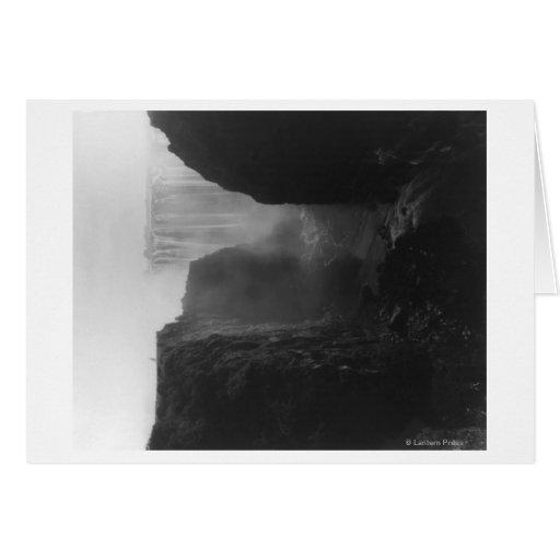 Victoria Falls in Rhodesia PhotographRhodesia Card