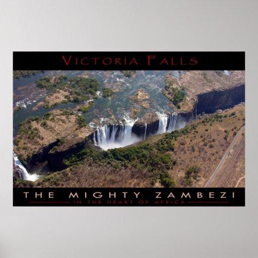 Victoria Falls (v2) Poster