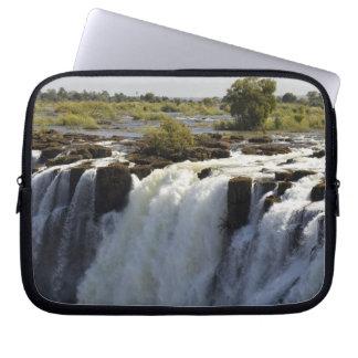 Victoria Falls, Zambesi River, Zambia. 2 Computer Sleeve