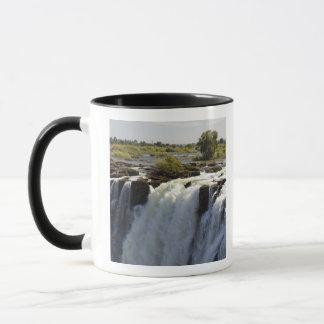 Victoria Falls, Zambesi River, Zambia. 2 Mug
