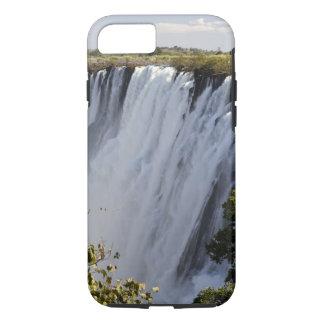 Victoria Falls, Zambesi River, Zambia. iPhone 8/7 Case