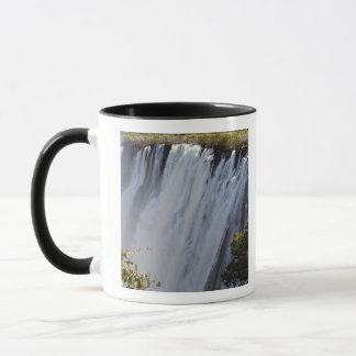 Victoria Falls, Zambesi River, Zambia. Mug