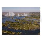 Victoria Falls, Zambesi River, Zambia - Zimbabwe 2 Card