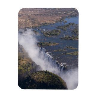 Victoria Falls, Zambesi River, Zambia - Zimbabwe Magnet