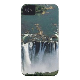Victoria Falls, Zambia to Zimbabwe border. The iPhone 4 Case-Mate Case
