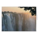 Victoria Falls, Zimbabwe, Africa Greeting Card