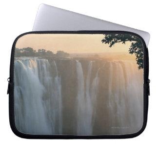 Victoria Falls, Zimbabwe, Africa Laptop Sleeve