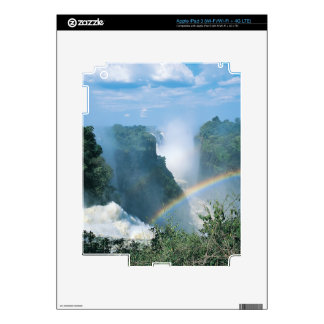 Victoria Falls, Zimbabwe Decals For iPad 3
