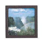 Victoria Falls, Zimbabwe Premium Keepsake Box