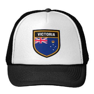 Victoria Flag Trucker Hat