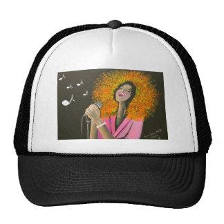 Victoria...Following her Dreams Trucker Hat