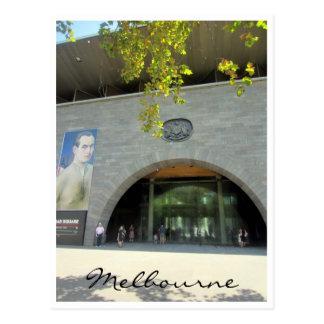 victoria gallery entry postcard