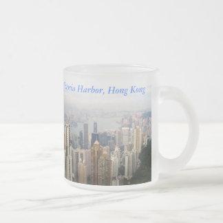 Victoria Harbor, Hong Kong Mug