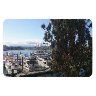Victoria Harbor Magnet