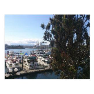 Victoria Harbor Postcard