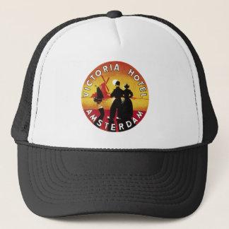 Victoria Hotel Amsterdam Trucker Hat