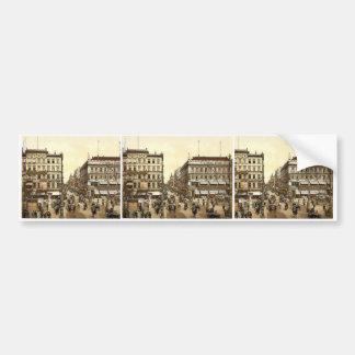 Victoria Hotel, Unter den Linden, Berlin, Germany Bumper Stickers