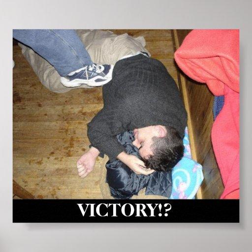 ¿VICTORIA!? IMPRESIONES