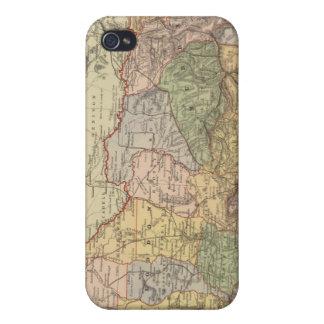 Victoria iPhone 4/4S Funda