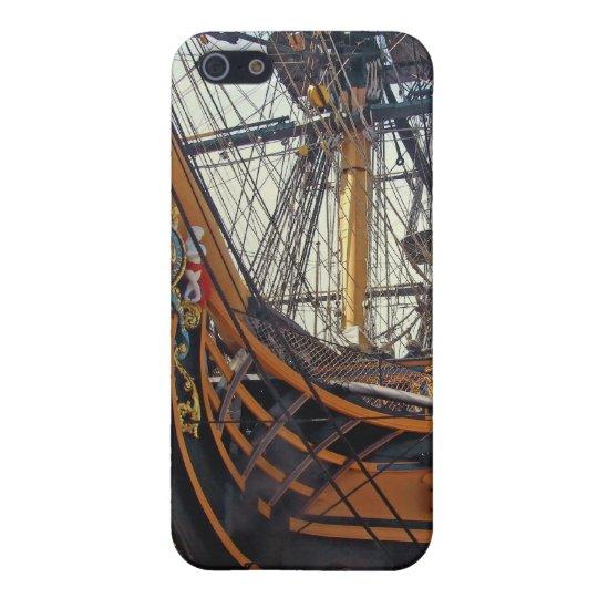 Victoria iPhone 5 Carcasa