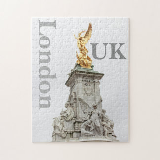 Victoria Londres conmemorativo Reino Unido Rompecabeza