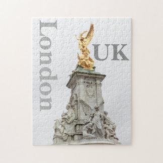 Victoria Memorial London UK Puzzle