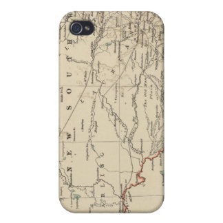 Victoria, New South Wales iPhone 4/4S Covers