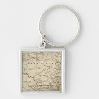 Victoria, New South Wales Key Chains